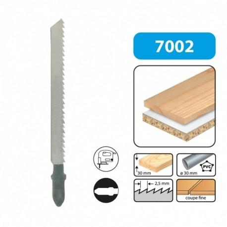 lame de scie sauteuse leman pour bois contreplaqu s. Black Bedroom Furniture Sets. Home Design Ideas