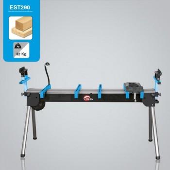 Support professionnel universel extensible pour scie radiale et à onglet (UTS200)