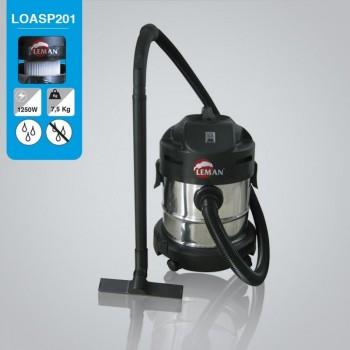 Aspirapolvere acqua e polvere Leman LOASP201