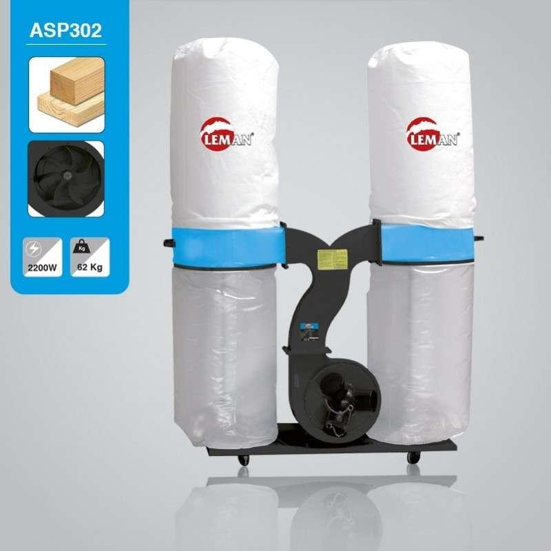 aspirateur copeaux leman asp302 probois machinoutils. Black Bedroom Furniture Sets. Home Design Ideas