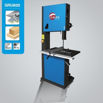 Sierra de cinta Leman SRU600