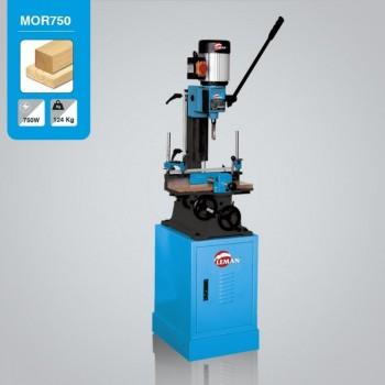 Escopleadora de cincel cuadrado Leman MOR750