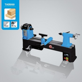 Tornio di legno Leman TAB050