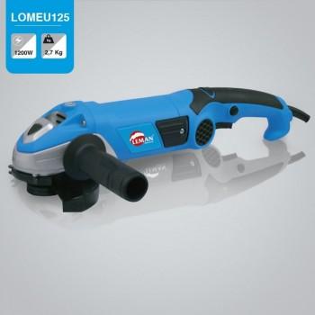 Angle grinder Leman LOMEU125