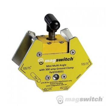 Magnet-schweißer Magswitch mit schuko-stecker für mehrfach-winkel (67kg)