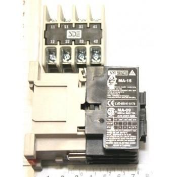 Contactor MA09 para máquina Kity Bestcombi 260