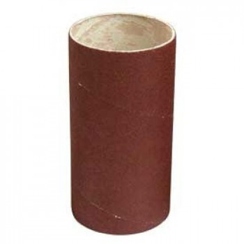 Bobbin sleeve for sanding cylinder height 120 shaft 50 mm - Grit 80