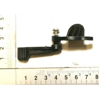 Choke lever for garden tool 4 in 1 and brush cutter Scheppach and Woodster 51,7 cm3