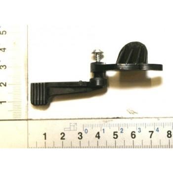 Chokehebel für gartengeräte und freischneider Scheppach und Woodster 51.7 cm3