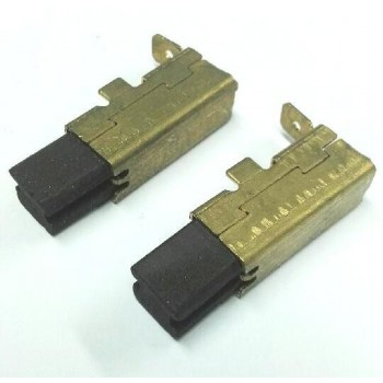 Kohlebürsten für Sander oszillierenden Scheppach OSM100 und Triton TSPS450