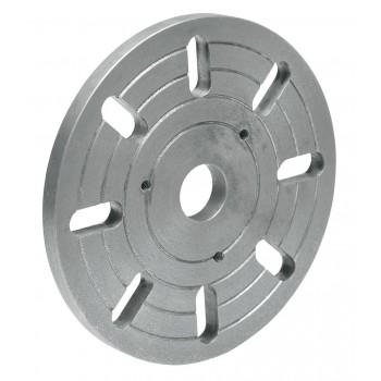 Plateau 160 mm pour tour à métaux