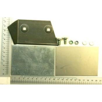 Schalter 230V für brecher pflanzen Scheppach Biostar 3000