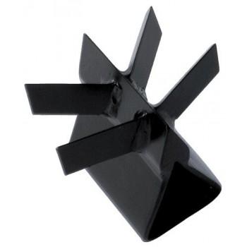 Croix de fendage (en 6) pour fendeur de bûches horizontal 5 tonnes