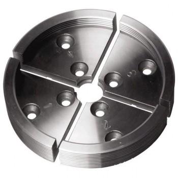 Plato de 4 garras ø70 mm para el mini torno de madera