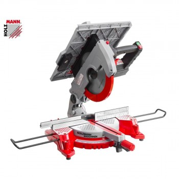 Sliding miter saw Ø305 Holzmann TK305 with upper table