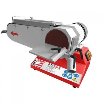 Belt sander stazionario metallo Bernardo BDS75 - 400V