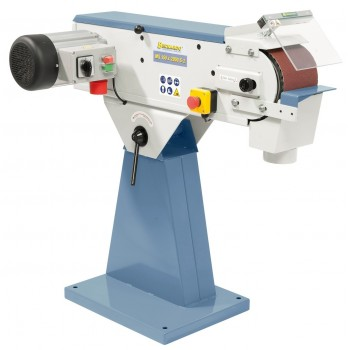 Belt sander stazionario metallo Holzmann MSM75 - 400V