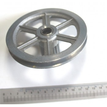 Clutch pulley for planer...