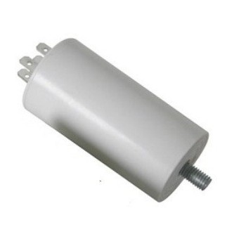 Capacitor wires 40µF 400V