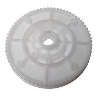 Obere Riemenscheibe für Schwingschleifer Scheppach OSM100 und Triton TSPS450 oder TSPST450
