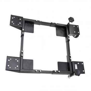 Kit di viaggio framework estensibile per macchina 480 kg max