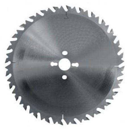 Lama per sega circolare 500 mm - 44 denti con limitatore per sega circolare tronchi Gaubert e Seca