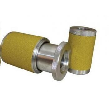 Cylindre ponceur hauteur 100 mm pour toupie arbre de 30 mm