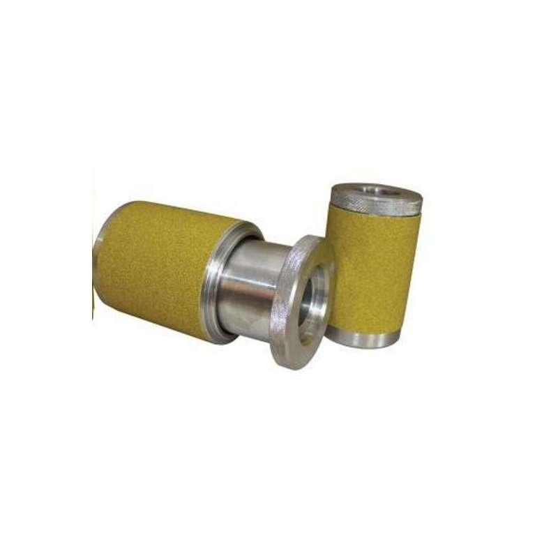 Cilindro levigatore altezza 100 mm per toupie 30 mm