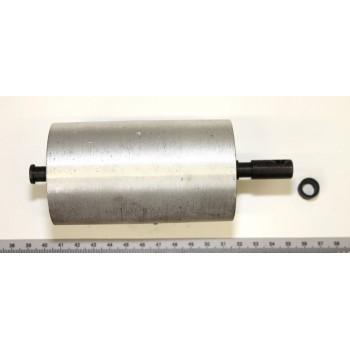 Kaffee-lapidarium für bandschleifer und scheibe Scheppach BTS900X, BTS800 und Kity PBD900