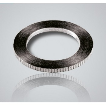Ring of reduction from 30 to 25.4 mm circular blade