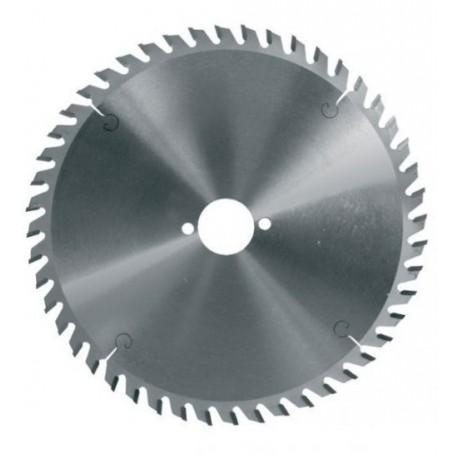 Circular de la cuchilla de carburo de dia. 160 mm - 48 dientes trapezoidale especial de Festo (pro)