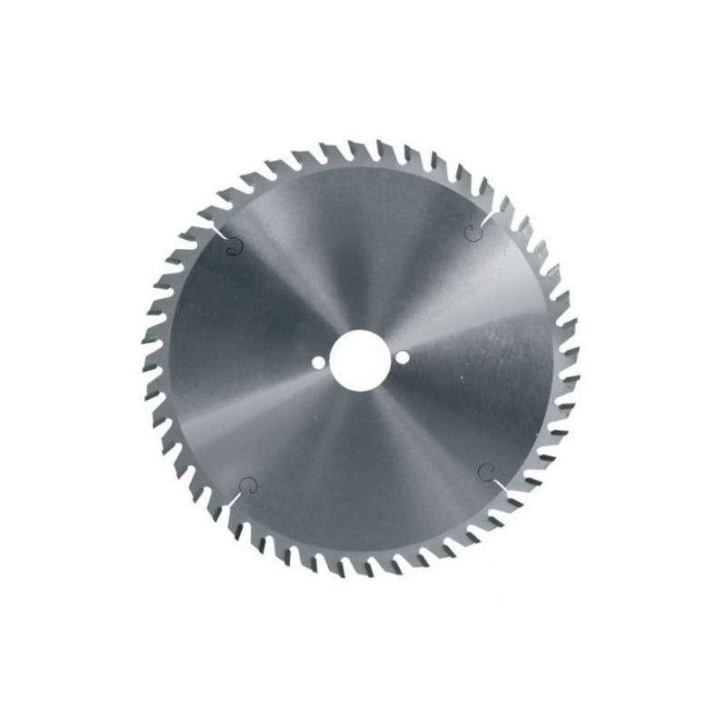 Circular saw blade carbide dia 160 - 48 teeth trapézoidales neg. for ALU - special Festo (pro)