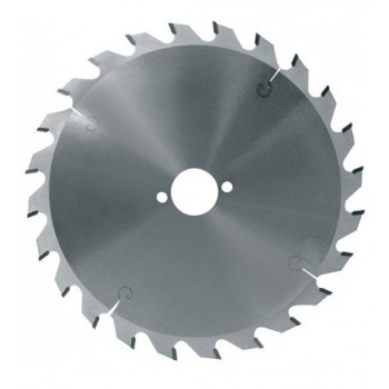 Circular saw blade dia 190 mm bore 30 mm - 24 teeth