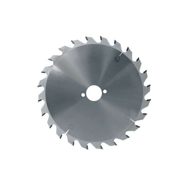 Circular saw blade carbide dia. 190 mm al 30-24 alternating teeth (DIY)