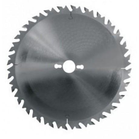 Circular de la hoja de sierra de carburo de diámetro 300 mm - 28 dientes alternando anti-retroceso (pro)