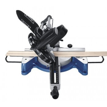 Scie à onglet radiale scheppach HM80LXU - 1500W