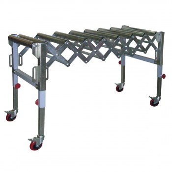 Maid expandable to 9 rollers for heavy load