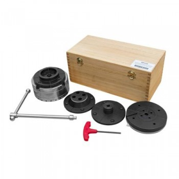 Il mandrino e ganasce per legno tornio 1000 mm e + (LEMAN)