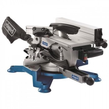 Sliding mitter saw with upper table Ø254 Kity MST254