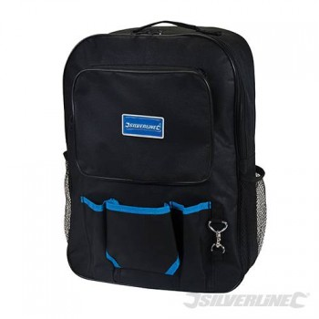 Technician backpack Silverline