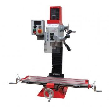 Fresatura macchina Holzmann BF25VLN metalli