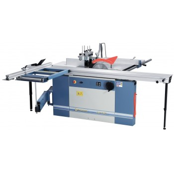 Combined spindle moulder...