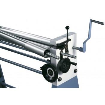 Thread rolling machine sheet metal manual Bernardo HRM2050