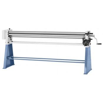 copy of Hilo máquina de laminación de chapa metálica manual de Bernardo HRM1250