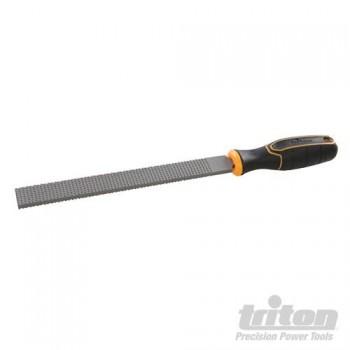 Rape à bois plate Triton - 200 mm