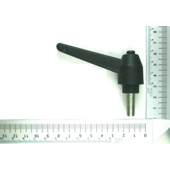Indexable lever for mini wood lathe Scheppach DM460T and Kity TAB660