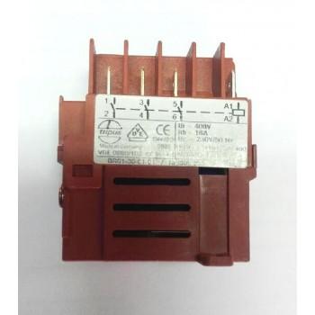 Contacteur marron 230V pour dégauchisseuse Kity 637, 1637 et toupie 609