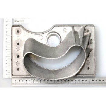 Protecteur de couteau pour broyeur Scheppach GSH3400