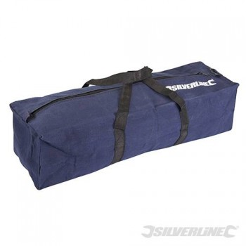 Canvas Tool Bag Silverline