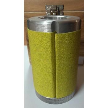Sanding cylinder diameter 60 mm height 100 mm for spindle moulder 30 mm